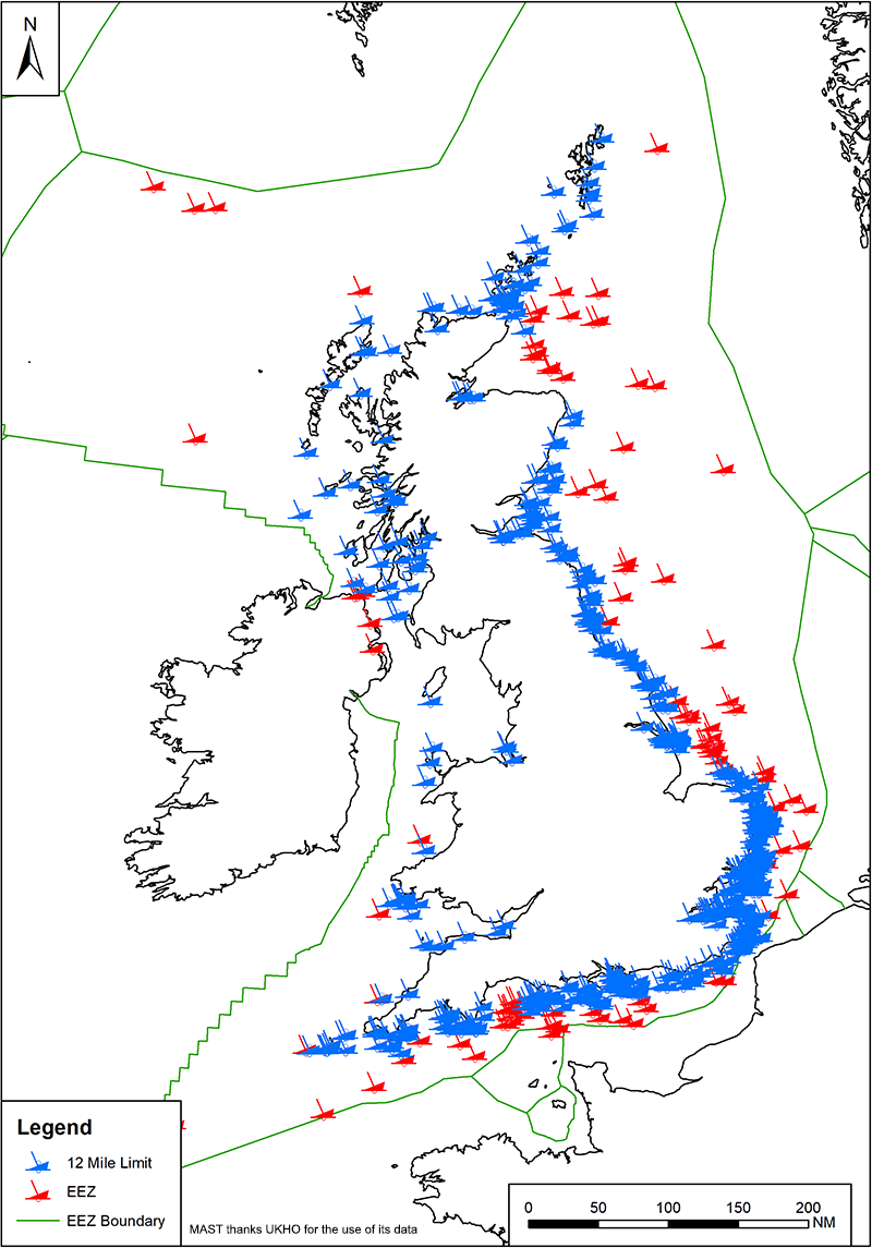 Map Of Uk 12 Mile Limit.Briefing Paper 3 April 2018 Maritime Archaeology Sea Trust