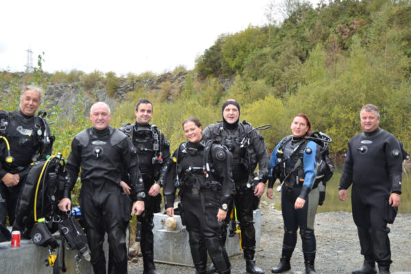 Thumbnail - New MAST Basic Archaeological Divers<br class='hide-for-small-only'> from our September 2014 course