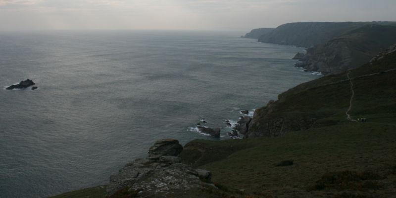 A photo of View of Bolt Head from Prawle Point